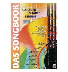 Alfred & KDM Garantiert Gitarre Lernen - Das Songbook