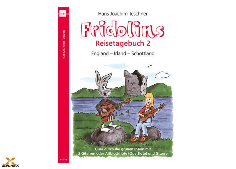 Fridolins Reisetagebuch 2