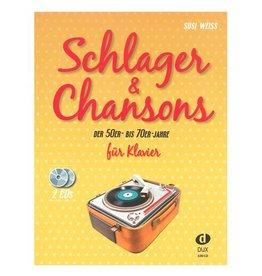 Edition Dux Schlager & Chansons der 50er- bis 70er-Jahre