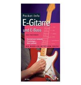 Schott Pocket-Info E-Gitarre E-Bass