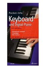 Schott Pocket-Info Keyboard Digital Piano