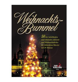 Edition Walter Wild Weihnachts-Bummel Akkordeon/Klavier