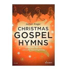 Schott Christmas Gospel Hymns