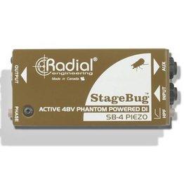 Radial Engineering SB-4 Piezo