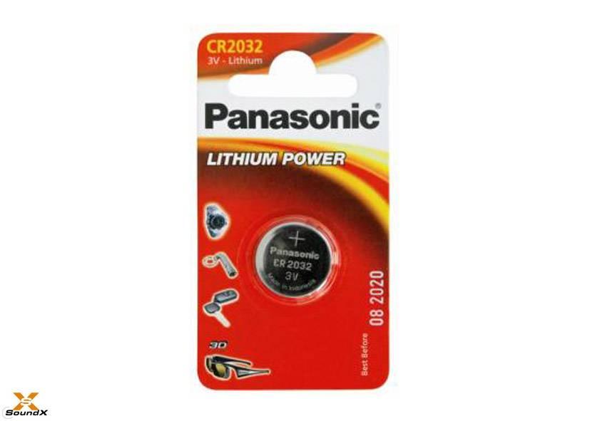 Panasonic Panasonic Lithium Power CR-2032