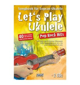 HAGE Let's Play Ukulele - Pop Rock Hits