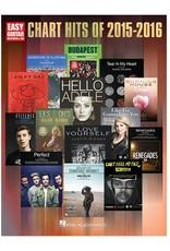 Hal Leonard Chart Hits of 2015-2016