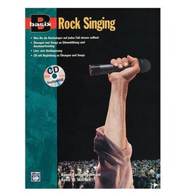 Alfred & KDM Basix Rock Singing