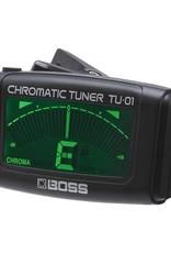 Boss Boss TU-01 Clip-On Chromatic Tuner
