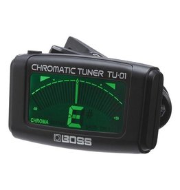 Boss Boss TU-01 Clip-On Chromatic Tuner