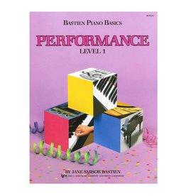 Bastiens Basis: Stufe 1 - Performance