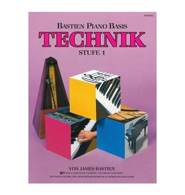 Bastiens Basis: Stufe 1 - Technik