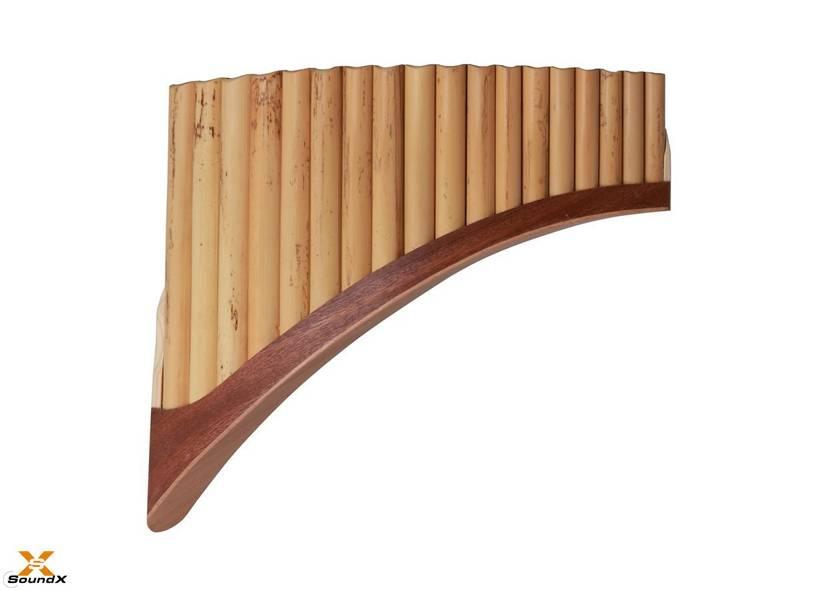 GEWA GEWA Panflöte Premium Holzschuh