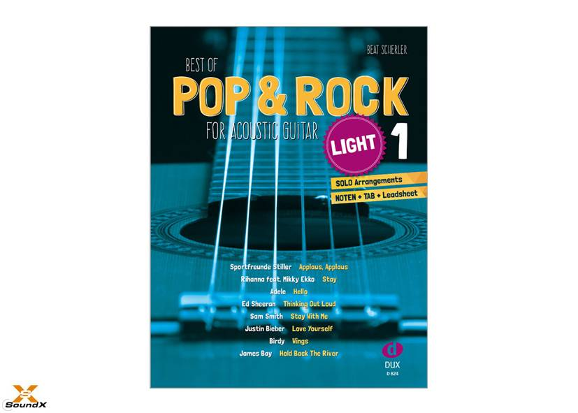Edition Dux Best of Pop & Rock light 1