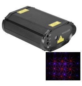 Pro Lights Nano Laser FX RB