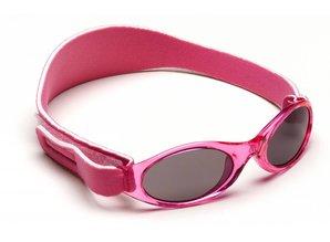 BabyBanz BabyBanz Zonnebril - Pink 0-2 jaar.