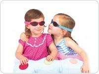 Baby Banz zonnebrillen