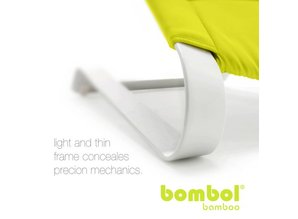 Bombol Bamboo pepple grey
