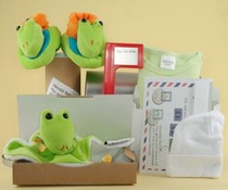 Pack Toys Baby's eerste mailbox Groen