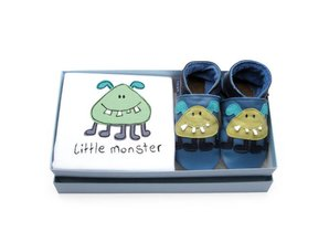 Inch Blue kraamcadeau Little monster