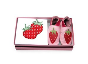 Inch Blue kraamcadeau Strawberries