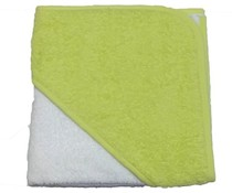 Huismerk Babycape Lime
