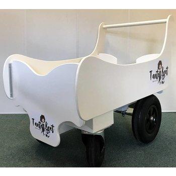 Bolderland Maak je bolderwagen helemaal af met je eigen logo stickers
