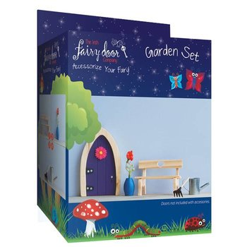 The Irish Fairy Door Company Feeëndeur Tuinset