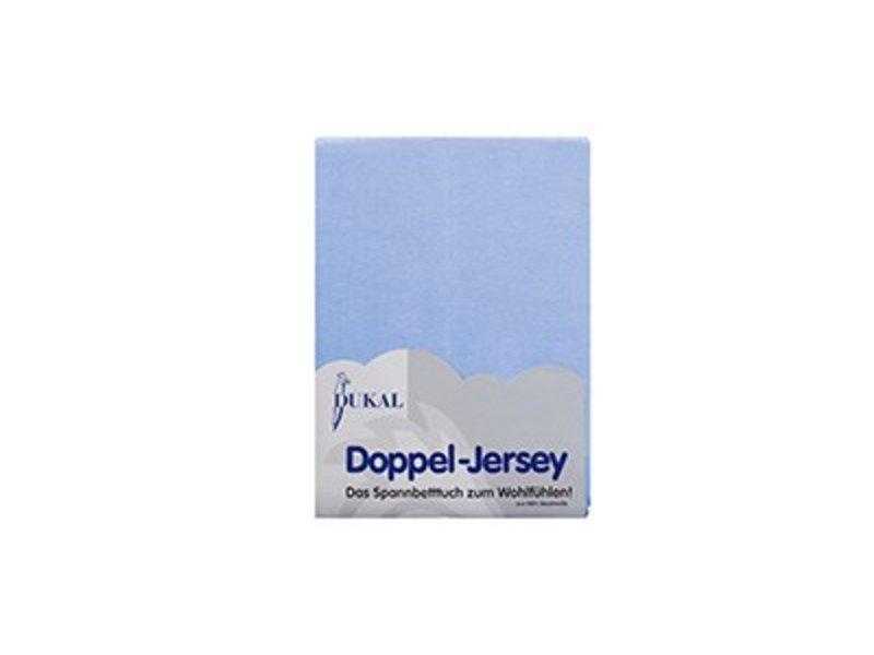 Fixleintuch Doppel-Jersey ciel
