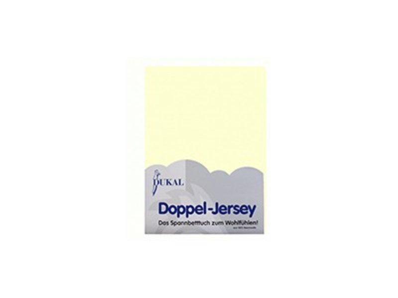 Fixleintuch Doppel-Jersey creme