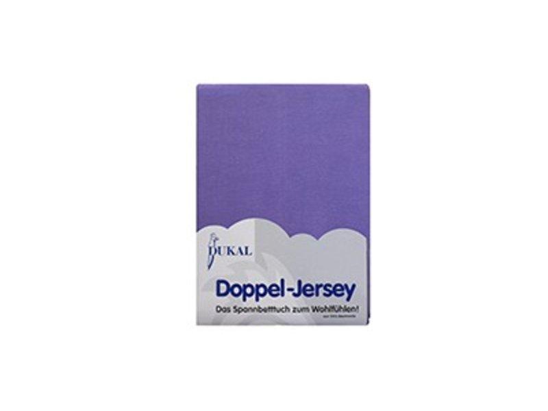 Fixleintuch Doppel-Jersey lavendel