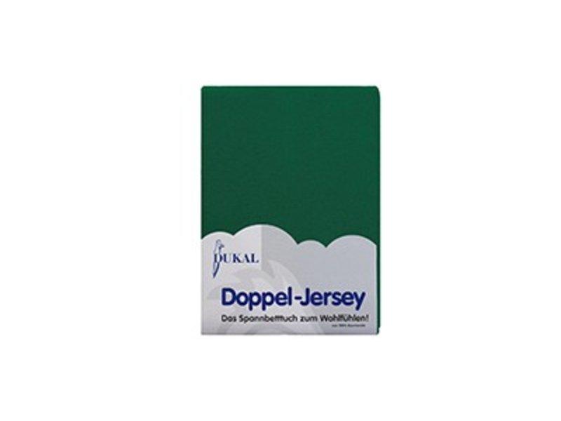 Fixleintuch Doppel-Jersey smaragd