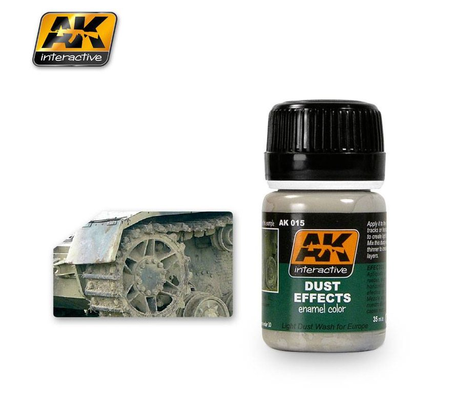 Dust Effects - AK Weathering Products - 35ml - AK015