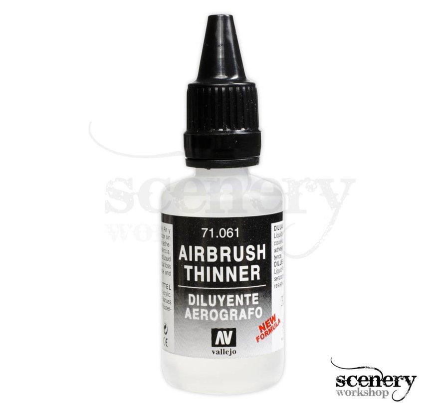 Airbrush Thinner - 32ml - 71061