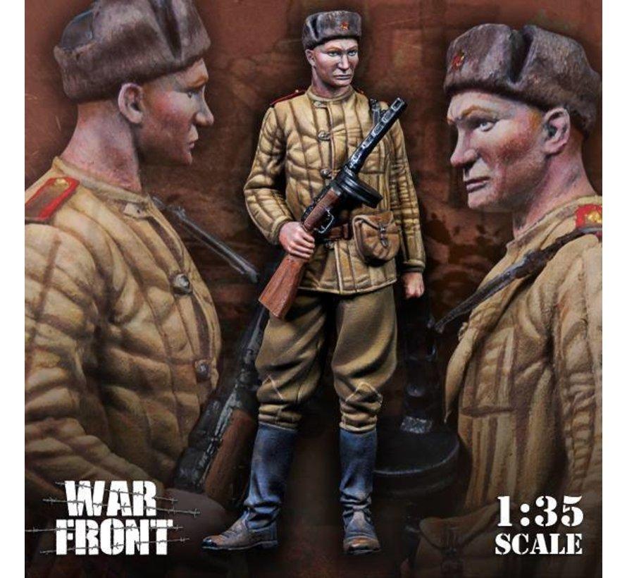 War Front Soviet Army - 4 kleuren - 17ml - SSE-031