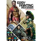Scale 75 Easy Painting Processes - 144pag - SEB-002