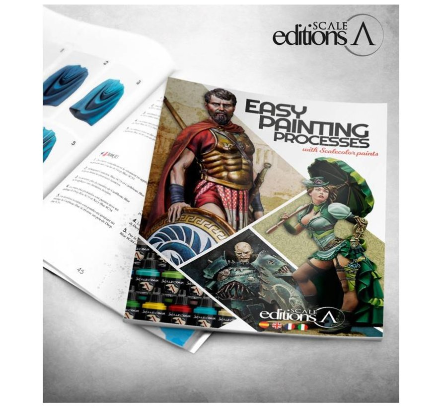 Easy Painting Processes - 144pag - SEB-002