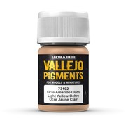 Vallejo Pigment Light Yellow Ochre - 35ml - 73102