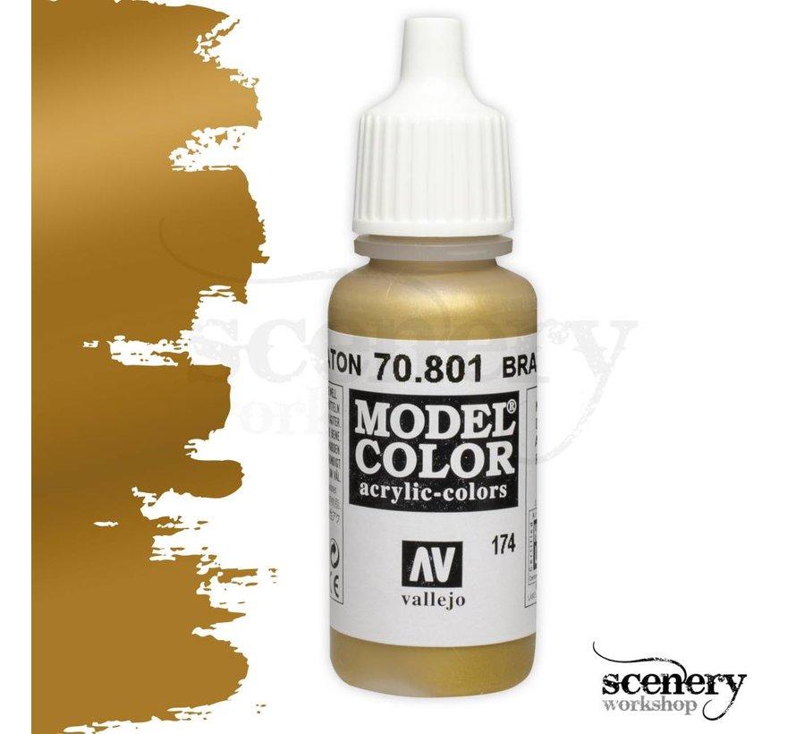 Model Color Brass -17ml -70801