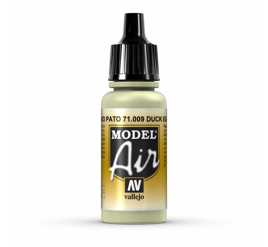 "Model Air Eau de Nil ""Duck Egg Green"" - 17ml - 71009"