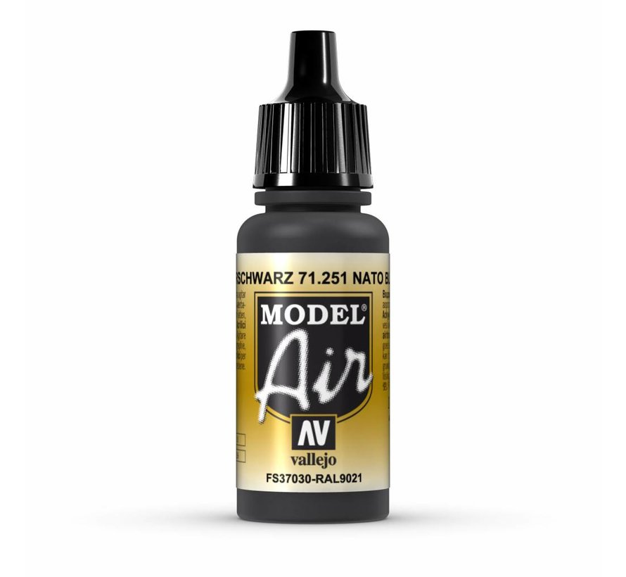 Model Air Nato Black - 17ml - 71251