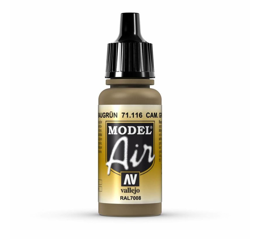 Model Air Camouflage Grey Green - 17ml - 71116