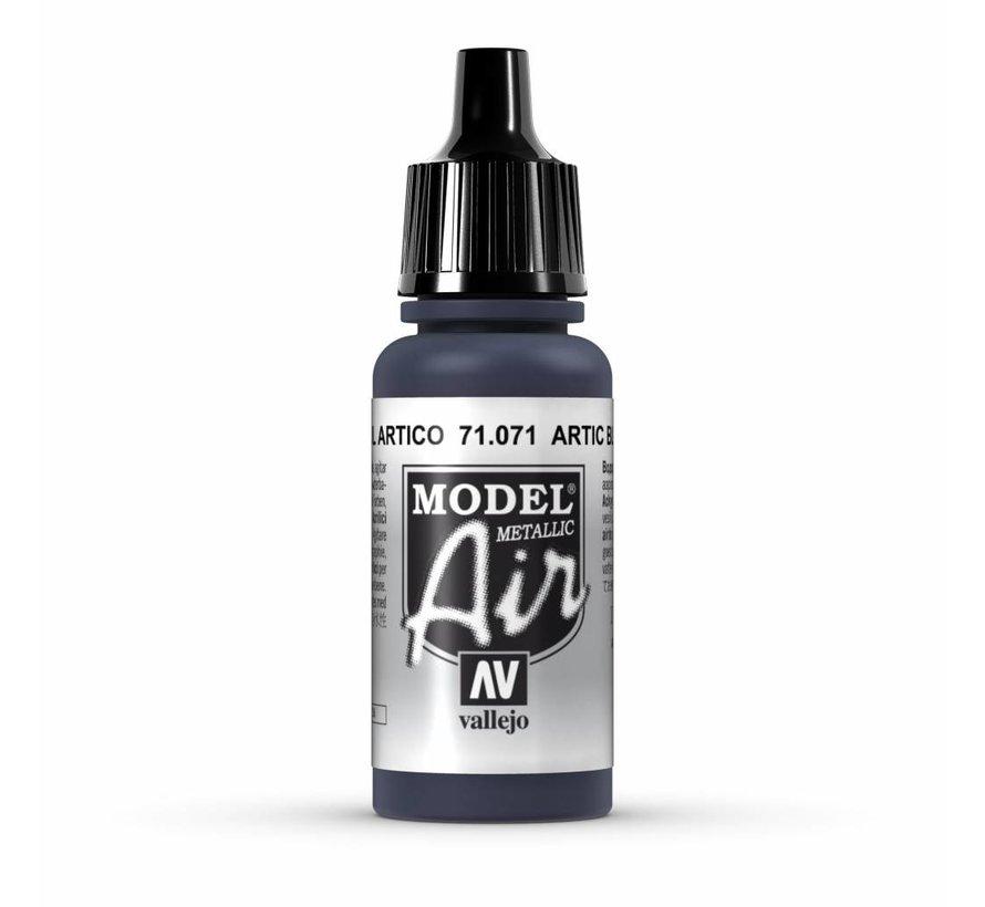 Model Air Metallic Artic Blue - 17ml - 71071