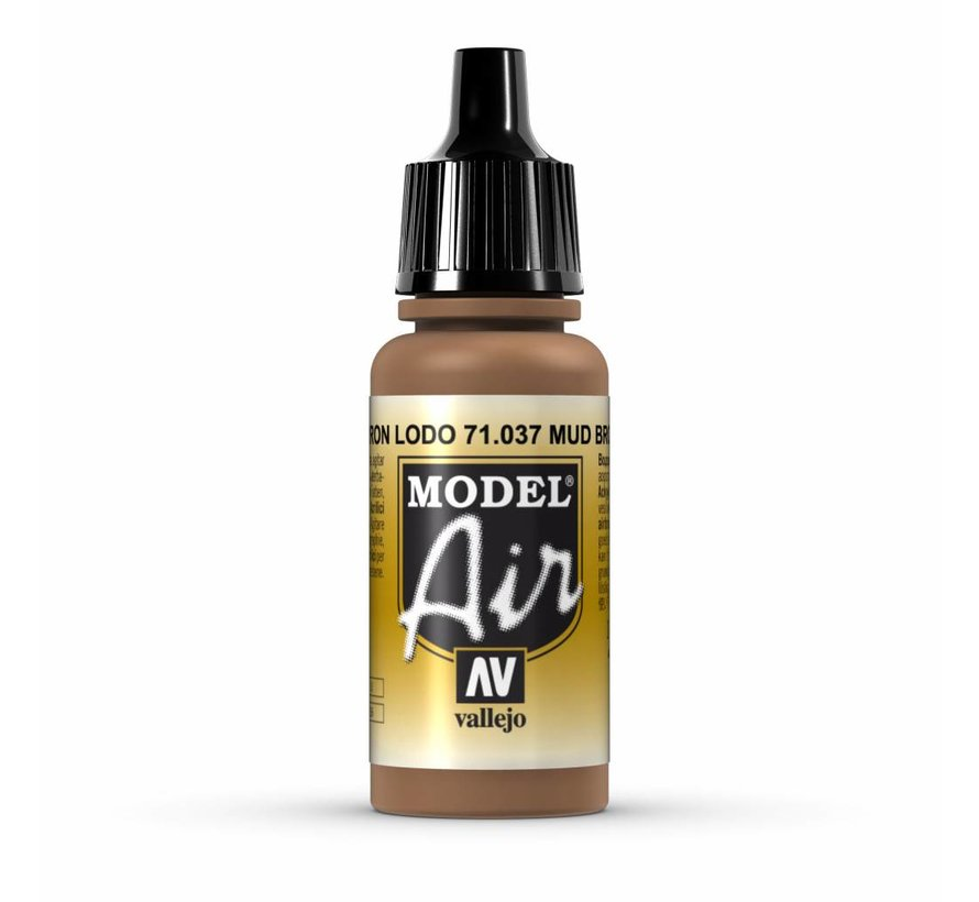 Model Air Mud Brown - 17ml - 71037