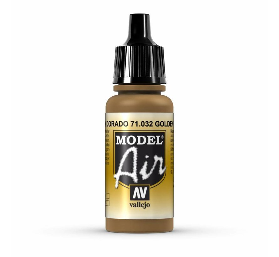 Model Air Golden Brown - 17ml - 71032
