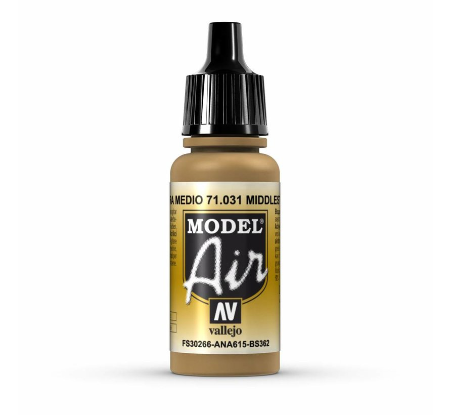 Model Air Middle Stone - 17ml - 71031