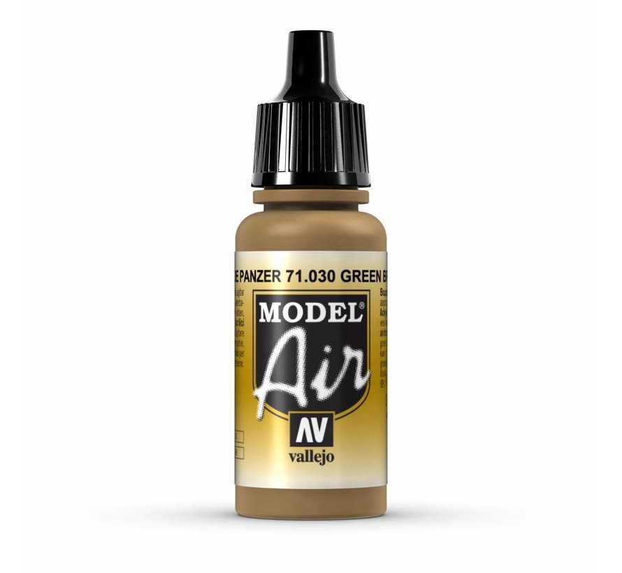 Model Air Brown Green - 17ml - 71030