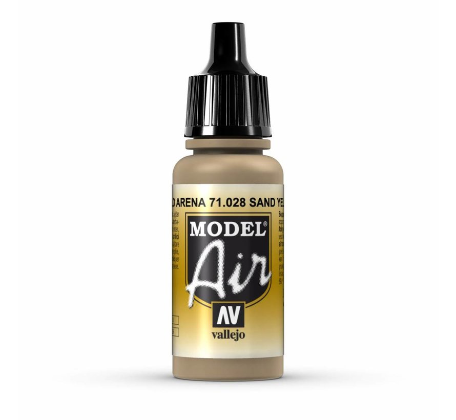 Model Air Sand Yellow - 17ml - 71028
