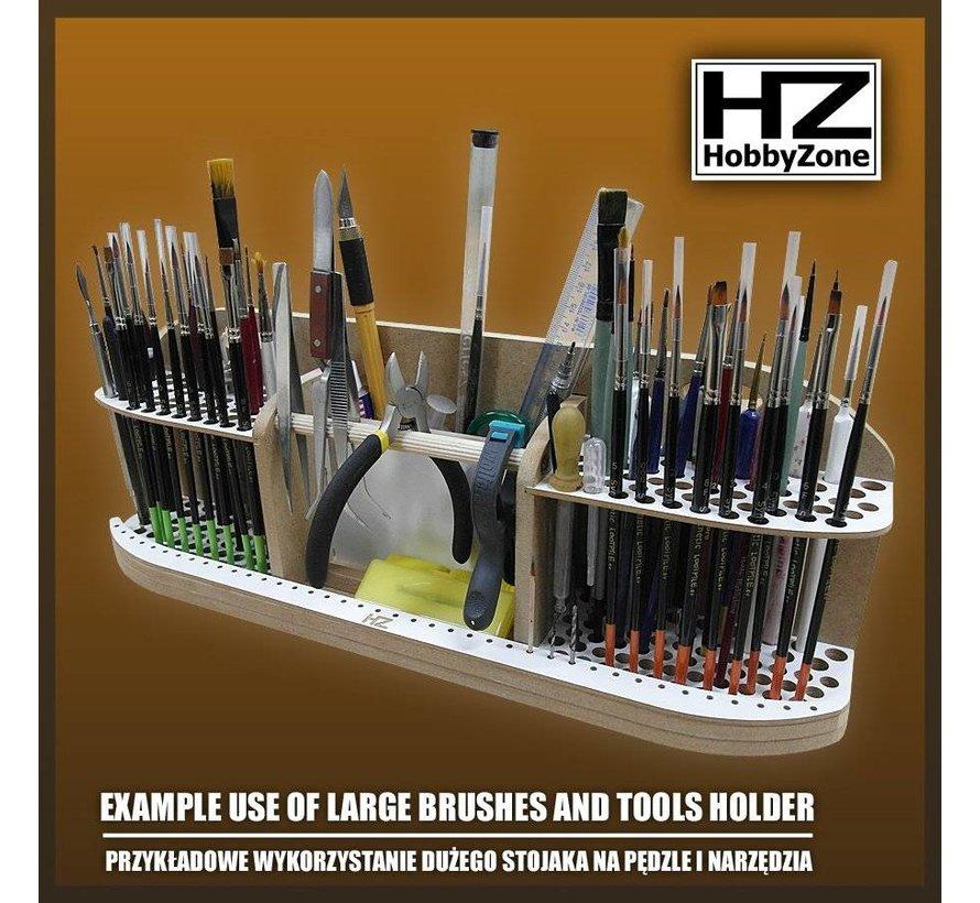 Grote penselen en tools houder - PN2