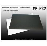 PK-Pro Flexibel Rubbersteel sheet - 20x30cm - MAG-Ferro